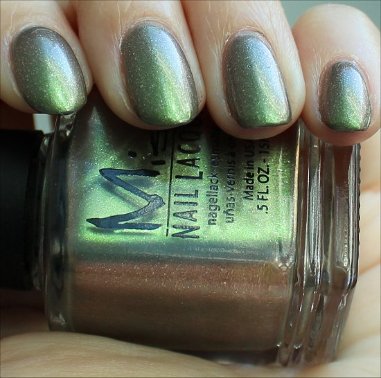 Misa Phazers on Stunning Review & Swatch