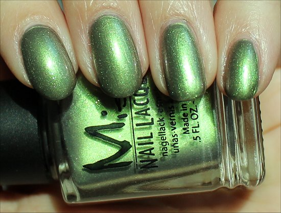 Misa Phazers on Stunning Review & Swatches