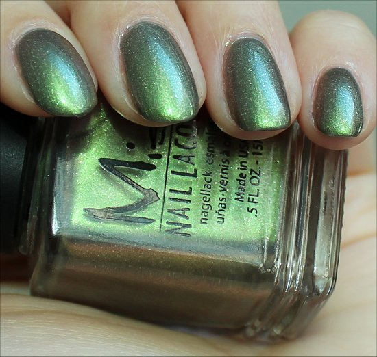 Misa Phazers on Stunning Swatch & Review