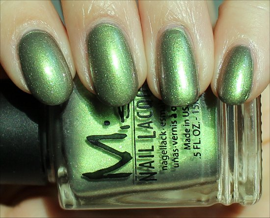 Misa Phazers on Stunning Swatches & Review