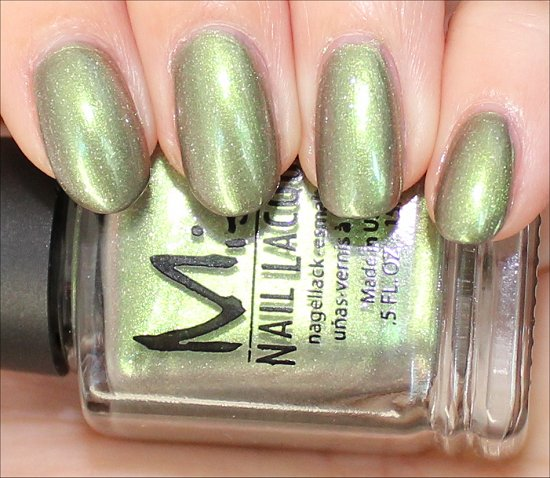 Misa Phazers on Stunning Swatches
