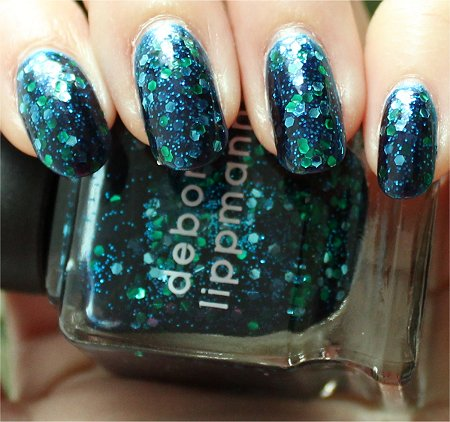 Natural Light Across the Universe by Deborah Lippman Review & Swatch