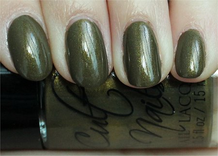 Natural Light Cult Nails Nail Polish Review & Swatch In A Trance
