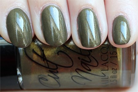 Natural Light In A Trance Cult Nails Swatches & Review