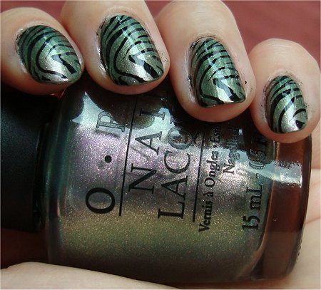 Natural Light Katy Perry OPI Not Like the Movies Swatch & Review