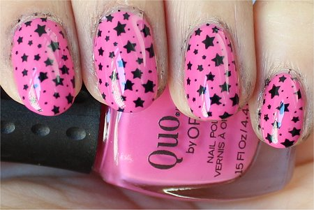 Natural Light Konad m84 Image Plate Star Nails Nail Art Pictures