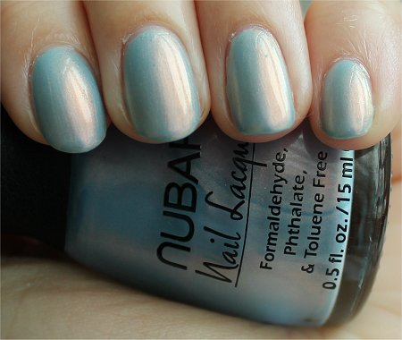 Natural Light Nubar Midnight Glory Review & Swatch