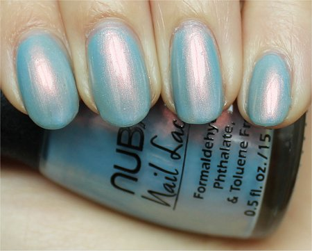 Natural Light Nubar Midnight Glory Review & Swatches
