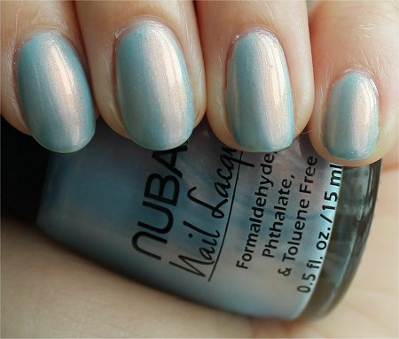 Natural Light Nubar Midnight Glory Swatch & Review