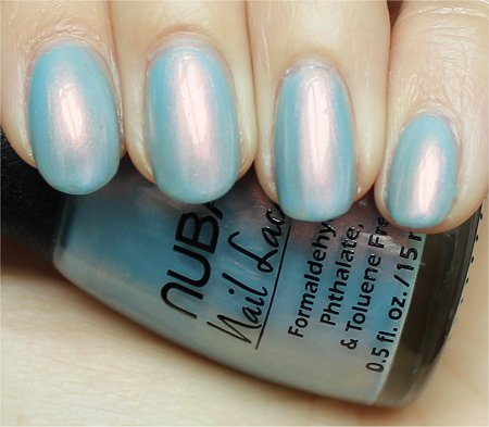 Natural Light Nubar Midnight Glory Swatches & Review