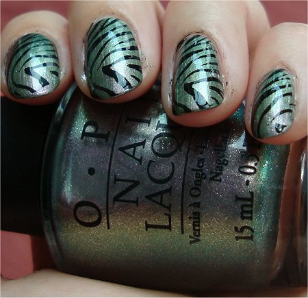 Natural Light OPI Not Like the Movies Swatch, Review & Pics