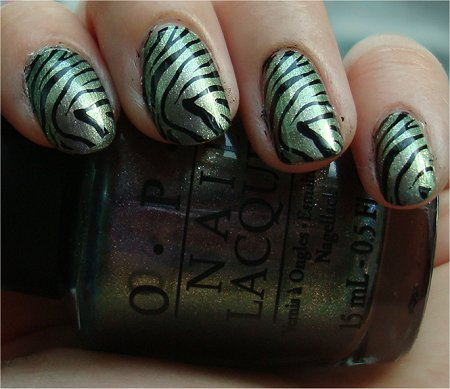 Natural Light OPI Not Like the Movies Swatch & Review