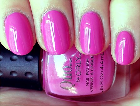 Natural Light Quo by Orly True Love Review & Swatches