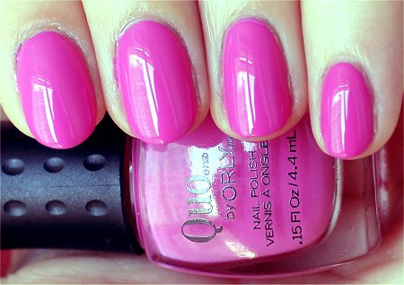 Natural Light Quo by Orly True Love Swatch & Review