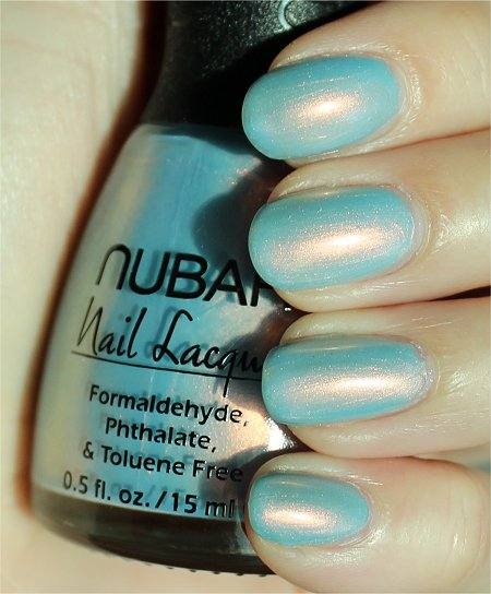 Nubar Midnight Glory Swatches & Review