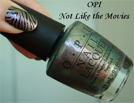 OPI Katy Perry Collection Not Like the Movies Review & Pictures