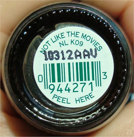 OPI Not Like the Movies Katy Perry Review, Pictures & Swatches