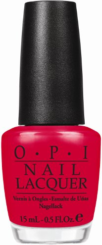OPI Red Lights Ahead...Where OPI Holland Collection Press Release & Promo Pictures