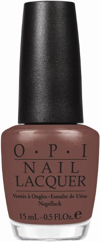OPI Wooden Shoe Like to Know OPI Holland Collection Press Release & Promo Pictures