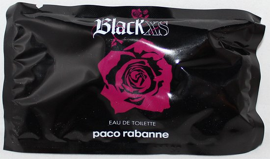 Paco Rabanne Black XS January LuxeBox Review & Pictures