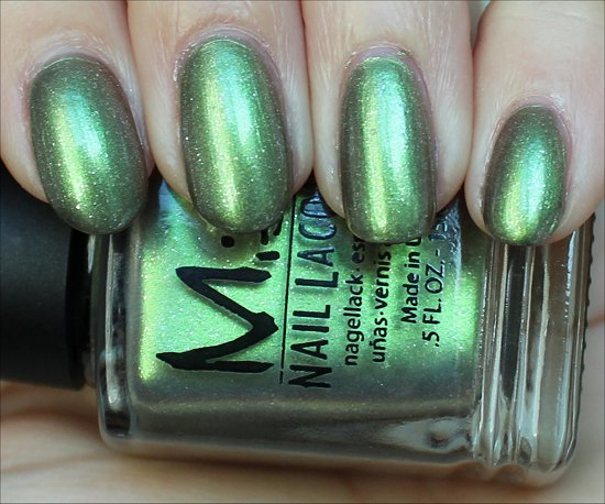 Phazers on Stunning by Misa Swatch & Review