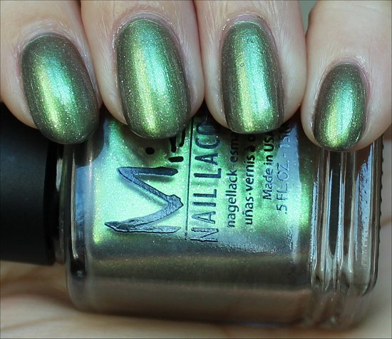 Phazers on Stunning by Misa Swatches & Review