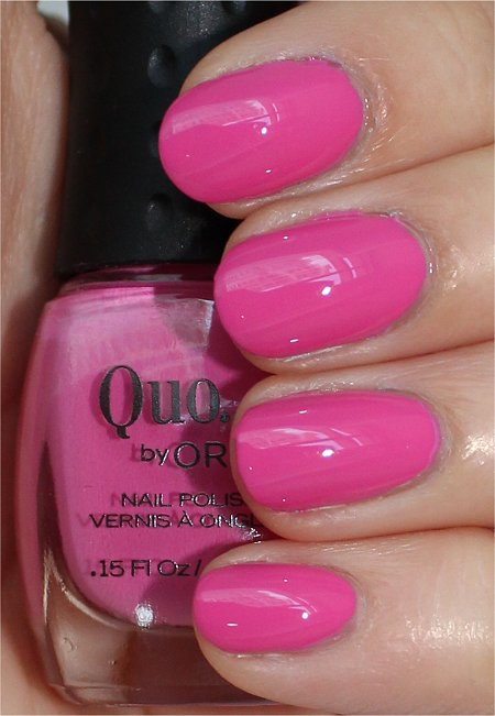 Quo by Orly True Love Swatches & Review
