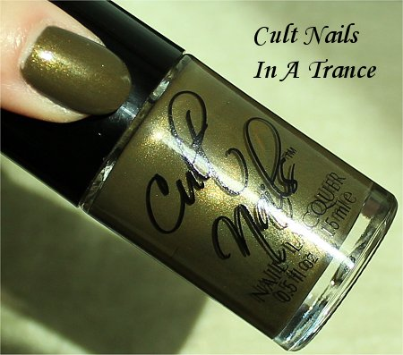 Sunlight Cult Nails In A Trance Bottle Picture & Review