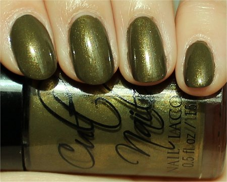 Sunlight Cult Nails In A Trance Review & Swatches