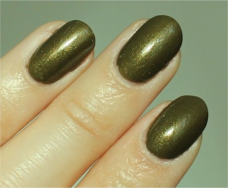 Sunlight Cult Nails In A Trance Swatch & Review