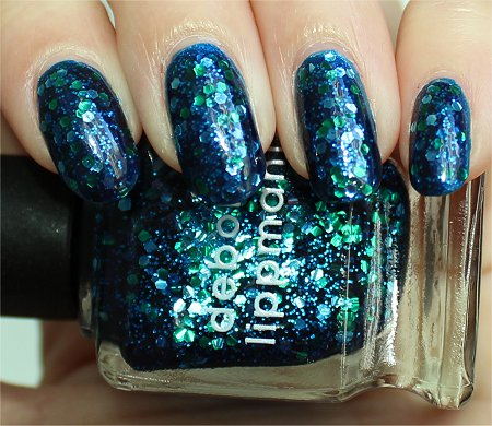 Sunlight Deborah Lippmann Across the Universe Nail Polish Swatches & Review
