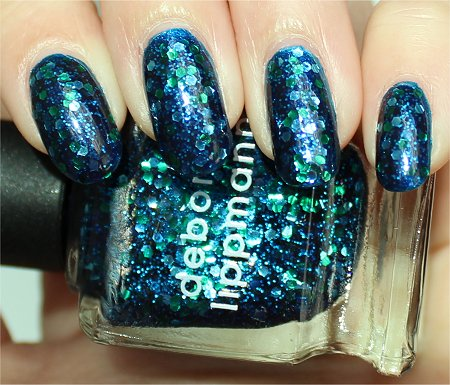 Sunlight Deborah Lippmann Across the Universe Review & Swatch