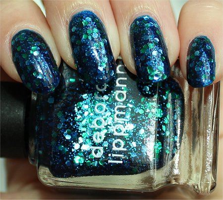 Sunlight Deborah Lippmann Across the Universe Review & Swatches