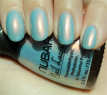 Sunlight Nubar Midnight Glory Review & Swatch