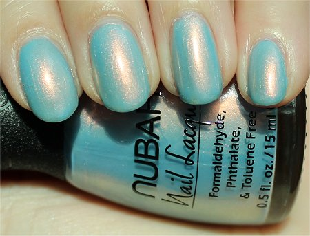 Sunlight Nubar Midnight Glory Review & Swatches