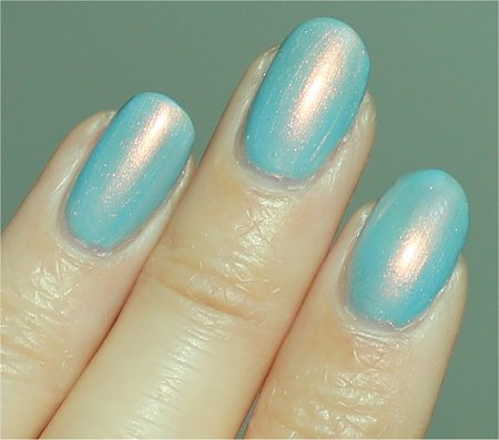 Sunlight Nubar Midnight Glory Swatches & Review
