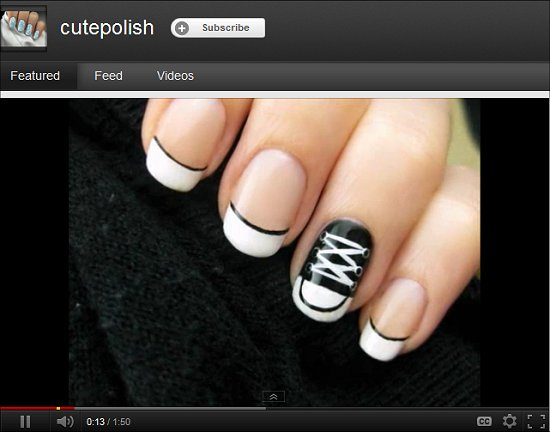 cutepolish Swatch And Learn YouTube