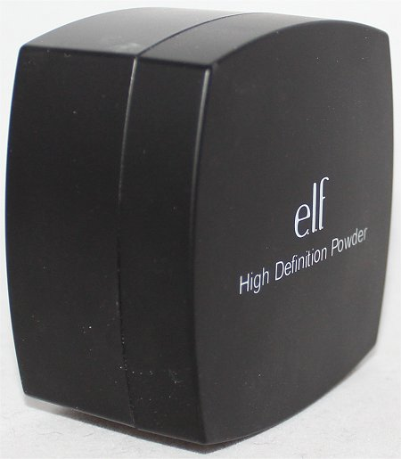 elf Cosmetics High Definition Powder Swatches & Review