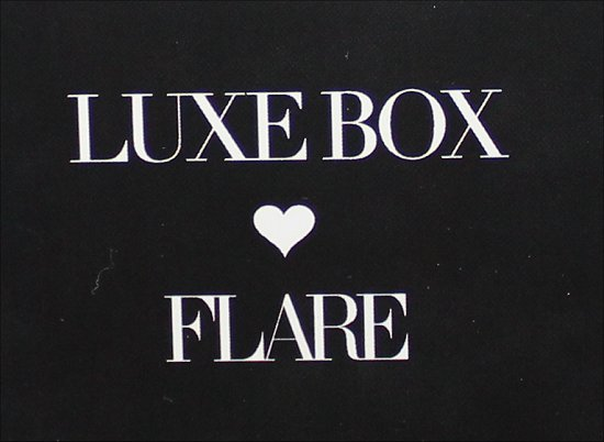 2012 February Luxe Box Review & Pics
