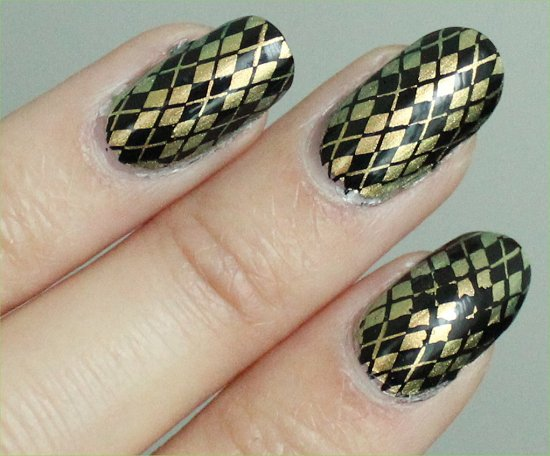 Chanel Peridot Nail Art Konadicure Photos