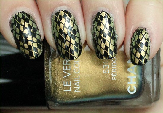 Chanel Peridot Photos Argyle Konadicure Nail Art
