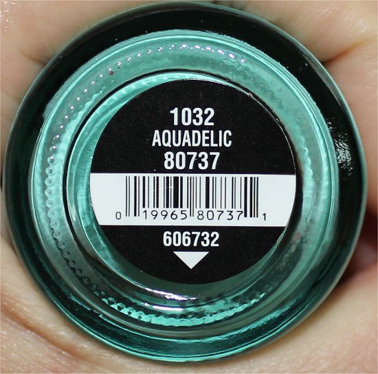 China Glaze Aquadelic Review, Pics & Photos