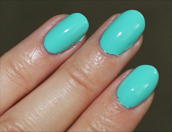 China Glaze ElectroPop Collection Swatches & Review Aquadelic