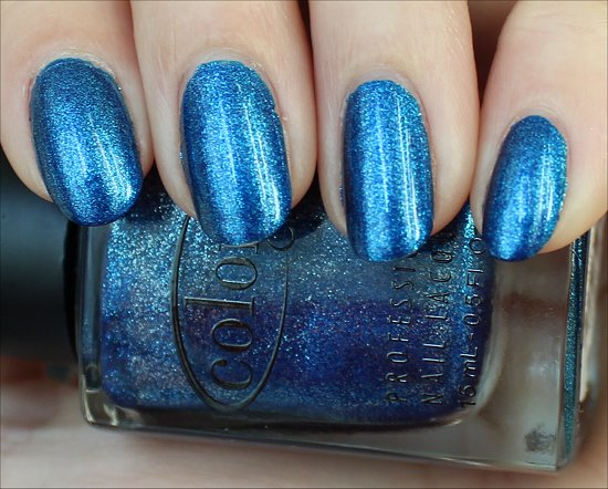 Cold Metal by Color Club Review & Swatch