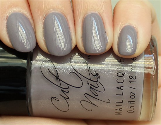 Cult Nails My Kind of Cool Aid Swatch & Review