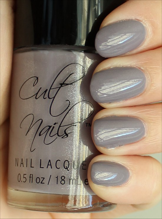 Cult Nails My Kind of Cool Aid Swatches & Review