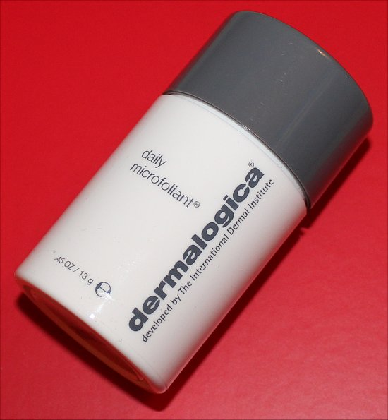 Dermalogica Microfoliant February 2012 Luxe Box Review & Pics