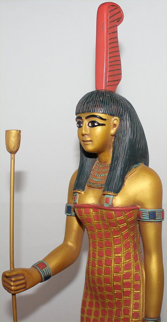 Egyptian Goddesses, Gods & Mythology Maat
