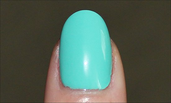 ElectroPop China Glaze Aquadelic Swatches & Review