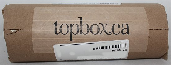 February Topbox Review & Pictures